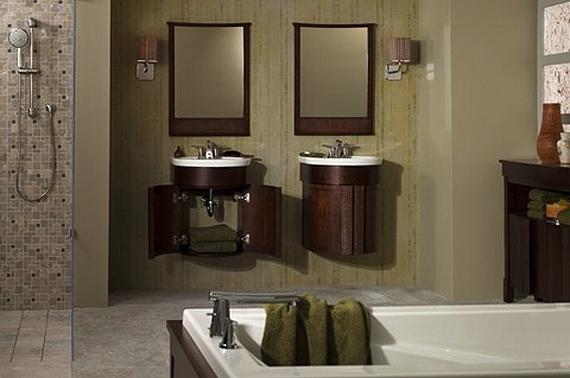American Standard Tropics Bathroom Collection