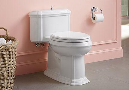 kohler toilet series portrait - Kohler Toilet