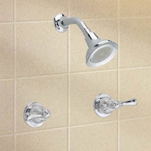 one piece shower faucet. American Standard Two Handle Shower Showers  2 Faucets