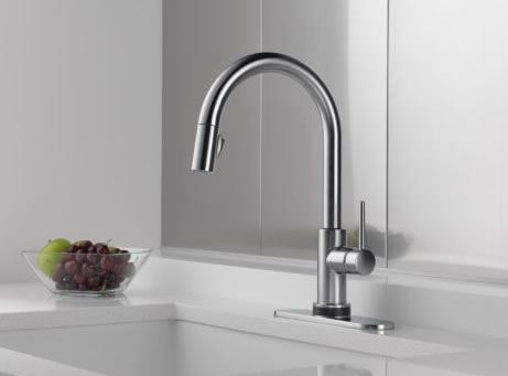 Delta Pull Out Kitchen Faucets kitchen pullout and pulldown faucetskohler, moen and delta