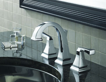 Delta Widespread Bathroom Faucets