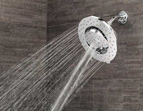 moen showerheads