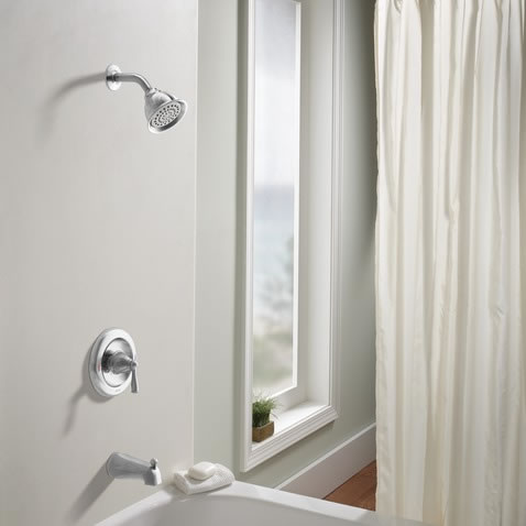 Moen Single Handle Shower