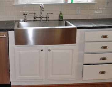 Whitehaus Farmhouse Apron Kitchen Sinks
