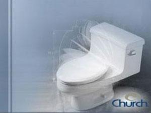 Church - Toilet Seats - FaucetDepot.com