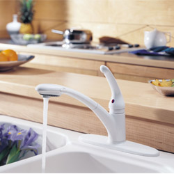 Delta Signature Single Handle Pullout Kitchen Faucet Installation
