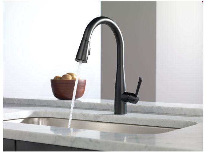 Delta Essa Kitchen Faucets