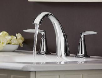 Kohler Alteo Widespread Lavatory Faucet