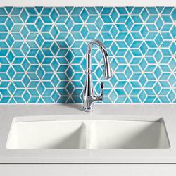 Kohler Brookfield Undermount Double Equal Kitchen Sink