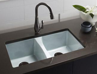 Kohler Deerfield Kitchen Sinks