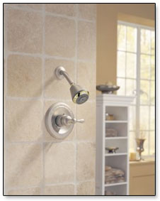 Delta Innovations collection shower