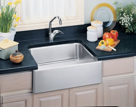Elkay Lustertone Kitchen Sink