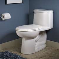 American Standard 2403.128.020 Compact Cadet 3 Flowise Elongated One Piece Toilet