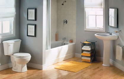 American Standard Colony Soft Bathroom Collection