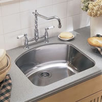 American Standard 7501.000.075 Culinaire Undermount Kitchen Sink