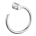 American Standard 7010.90.002 Green Tea Towel Ring Polished Chrome