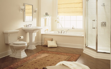 American Standard Town Square Bathroom Suite