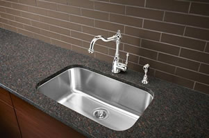 Blanco Stellar Super Single Bowl Undermount Kitchen Sink