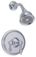 Danze D500540T Fairmont Single Handle Shower Trim Kit Chrome