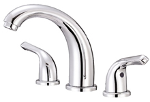 Danze D304012 Melrose Widespread Lavatory Faucet Chrome