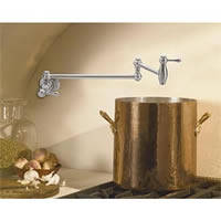 Danze Opulence Single Handle Wall Mount Pot Filler