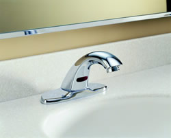 Delta Commercial HDF Series Innovations Electronic Faucet Chrome