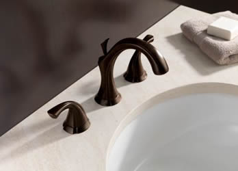 delta addison two handle widespread lavatory faucet