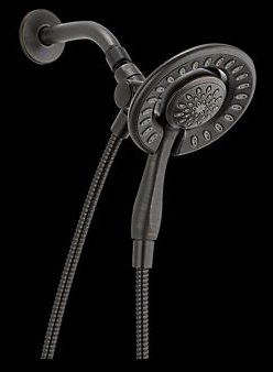Delta Classic In2ition 2-In-1 Showerhead Venetian Bronze