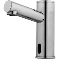 Delta DEMD-301 Commercial Electronic Bathroom Faucet for Pre Mixed Water Chrome