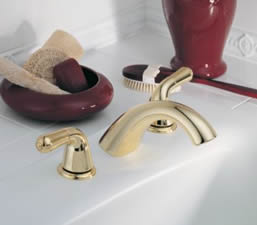 Delta Innovations Roman Tub Trim