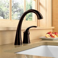 Delta Pilar Single Handle Bar Faucet