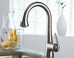 Attractive Grohe Ladylux3 Kitchen Faucet
