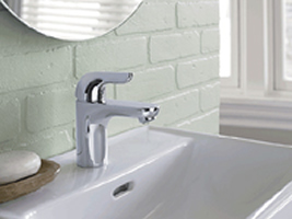 Hansgrohe Allegro E Single Handle Lavatory Faucet