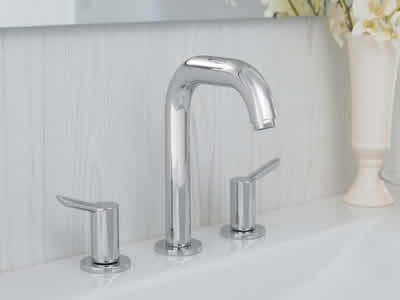 hansgrohe bathroom faucet. Hansgrohe Focus Widespread Lavatory Faucet Bathroom Collection