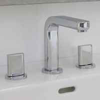 hansgrohe metris s widespread lavatory faucet