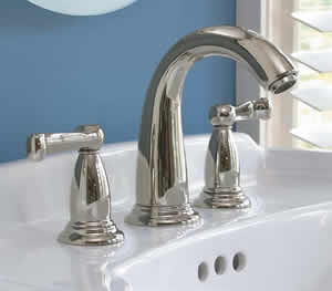 Hansgrohe Swing C Widespread Lavatory Faucet