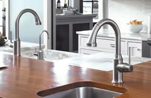 Hansgrohe Talis C Higharc Pull Down Kitchen Faucet