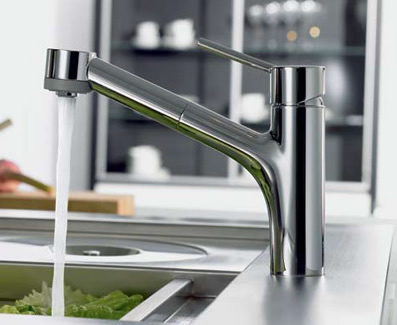 Hansgrohe Talis S Pull Out Kitchen Faucet