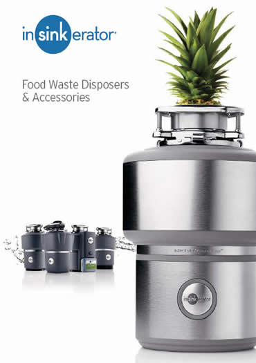 Insinkerator Evolution Series Garbage Disposals