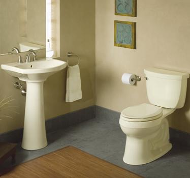 Kohler Cimarron Bathroom Ensemble