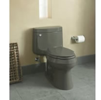 Kohler Cimarron Comfort Height Elongated Toilet