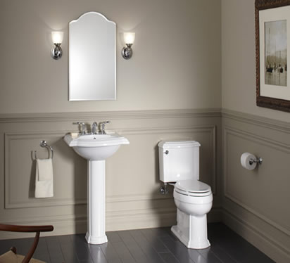 Kohler Devonshire Bathroom Suite