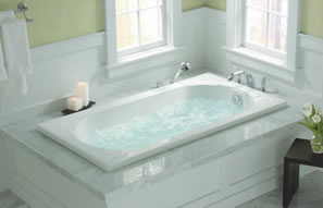 Kohler Devonshire 5' BubbleMassage Bath