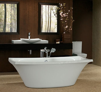 Kohler Escale Freestanding Bath