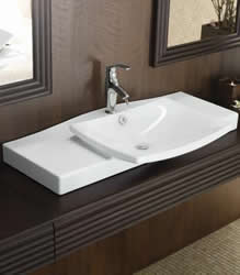 Kohler Escale Vanity With Cut Out
