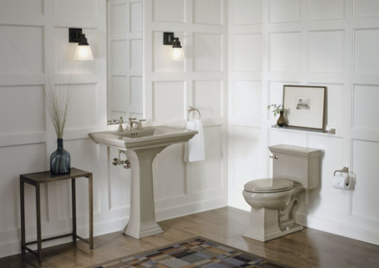 Kohler Memoirs Bathroom Suite