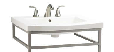 Kohler Persuade Curv Top And Basin Sink