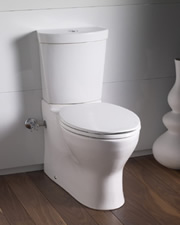 Kohler Persuade Two Piece Elongated Toilet