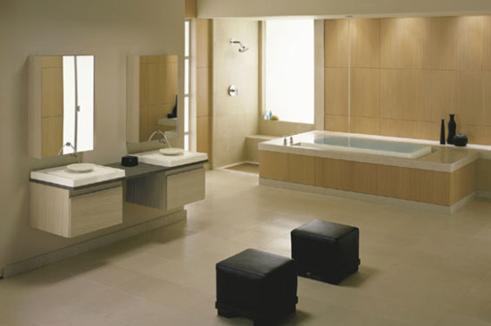 Kohler Purist Bathroom Suite