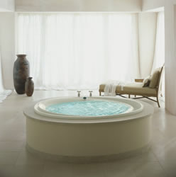 Kohler Purist Bubble Massage Bath